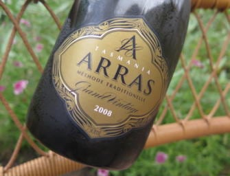 Tasmanian fizz: Effervescence & House of Arras Grand Vintage 2008