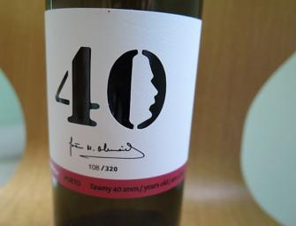 September Wines of the Month: Soalheiro Granit 2016 & Ramos Pinto 40 Year Old Tawny Port