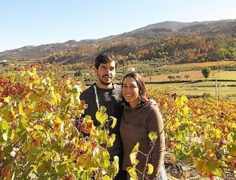 Dão: a visit with António Madeira, Serra d'Estrela