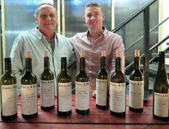 Meeting Powell & Son: top flight Barossa
