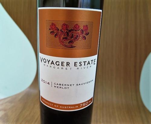 Voyager Estate Cabernet Sauvignon Merlot 2014