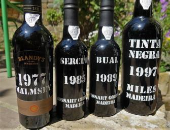 Madeira Wine Company: Cossart Gordon, Miles, Blandy's & Leacock 2018 bottlings