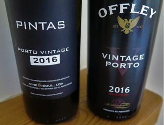 Vintage Port 2016 Part 2: Pintas, Churchill's, Sogrape & Sogevinus