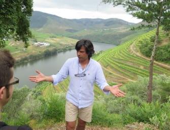 The Douro – exploring biodiversity at Real Companhia Velha