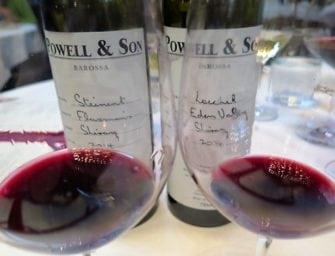 First taste: Powell & Son – that's Dave & Callum