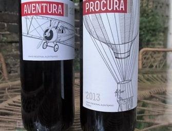 Susana Esteban – latest Aventura & Procura reds