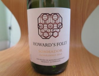 First taste: Howards Folly Sonhador Alvarinho 2013