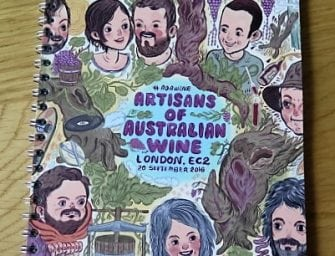 Highlights: Artisans of Australian Wine Tasting