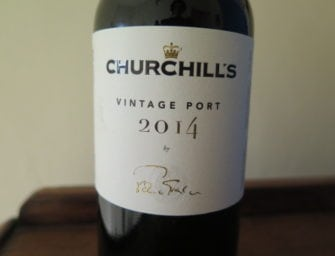 First taste: Churchill's Vintage Port 2014