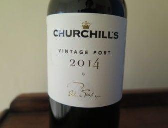 First taste: Churchill's Vintage Port 2014