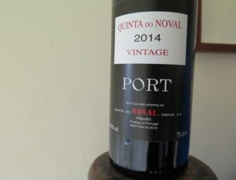 First taste: Quinta do Noval Vintage Port 2014 & Nacional 2001
