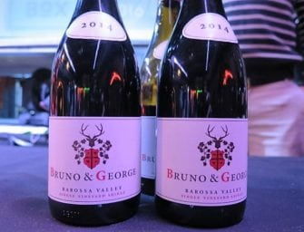 Bruno & George: a new Barossa find