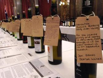 Wine Australia Inspired Tasting – red highlights