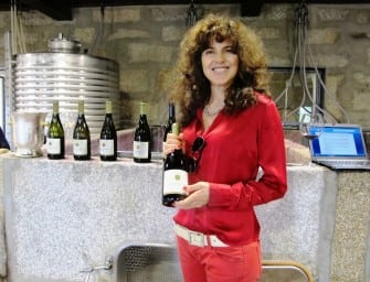 Julia Kemper, the Dão: a visit & vertical tasting