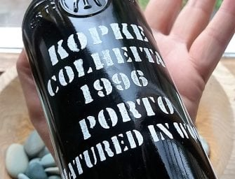 Terrific Tawny Port news: Kopke & Graham's
