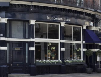 Heads up: Launceston Place five course dinner matched to Portuguese wines