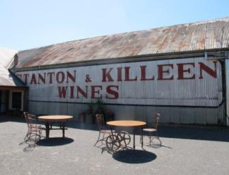 Stanton & Killeen Rutherglen Muscat: scaling the heights