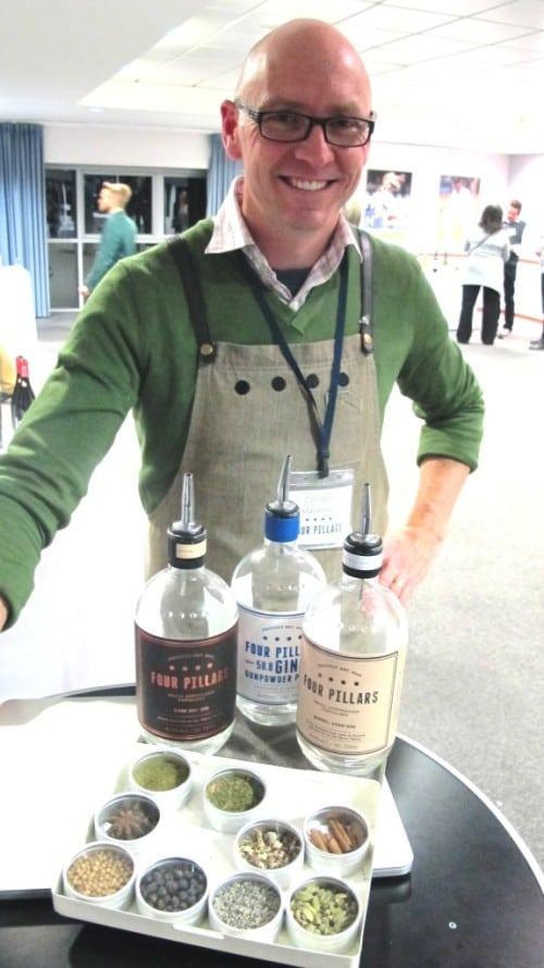 Infusiastic- distiller Cameron Mackenzie