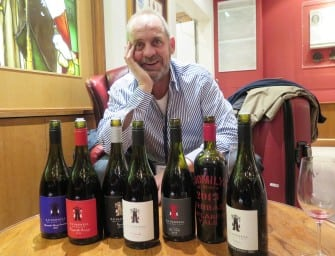 Liberty tasting: two stand out Adelaide Hills' Shiraz /Syrah