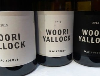A Mac attack: new Pinots & Ginger Rizz from Mac Forbes