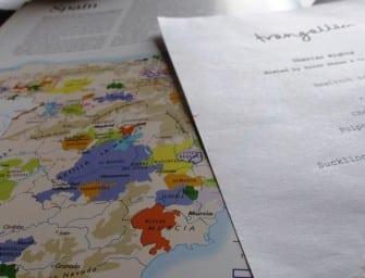 Iberian Nights at Trangállan: Tempranillo or temperamental-lo?
