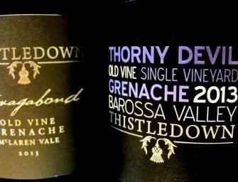 First taste: Thistledown The Vagabond & Thorny Devil Grenache 2013