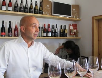 From saving goals to saving Jampal: The wines of André Manz