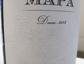 First taste: MAPA Douro Branco 2012, the younger sibling of Secretum