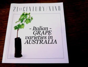 21st Century Vino Down Under: the Italians are coming