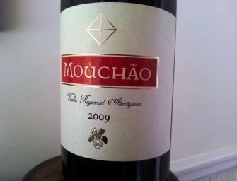 First taste: Herdade do Mouchão Mouchão 2009