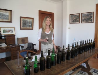 Bridging the generations: the art of blending Taylor's tawny Port