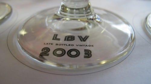 niepoort lbv 2003