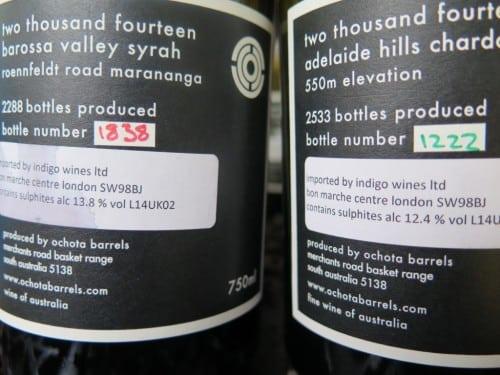 ochota barrels BFT 022