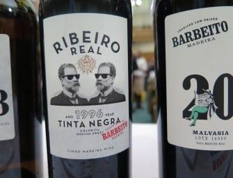 Barbeito wins the Tinta Negra race