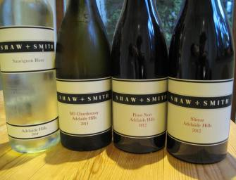 First taste: Shaw & Smith latest Adelaide Hills releases