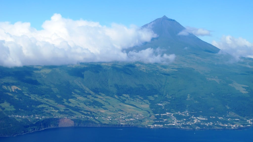 Putting the volcano into volcanic - Ponto do Pico is Portugal's highest mountain & stamps its signature all over Pico island's intense, mineral wines