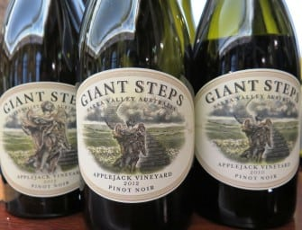 March Wines of the Month: Giants steps indeed