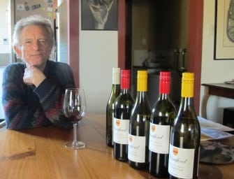 A visit & a vertical: Staniford Wines, Great Southern