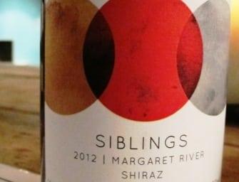First taste: Leeuwin Estate Siblings Shiraz 2012, Margaret River
