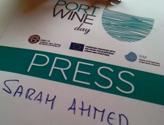 The report: Port Wine Day
