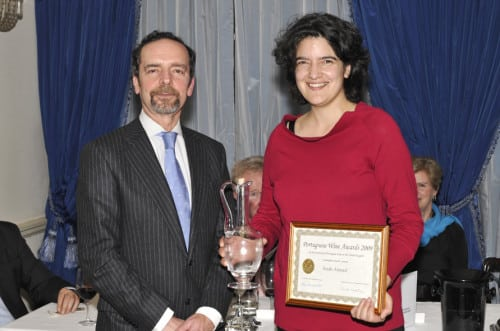 Portuguese wine writer award 2009