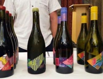 Quealy saying something: outspoken Mornington Peninsula Pinot Gris & Friulano