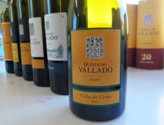 Quinta do Vallado Vinha da Coroa 2013 – the unflashy crown