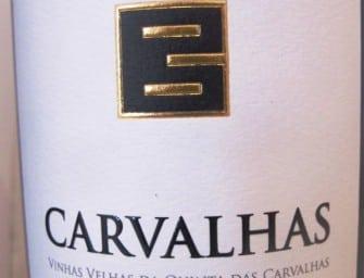 First taste: Real Companhia Velha Quinta das Carvalhas Vinhas Velhas 2012