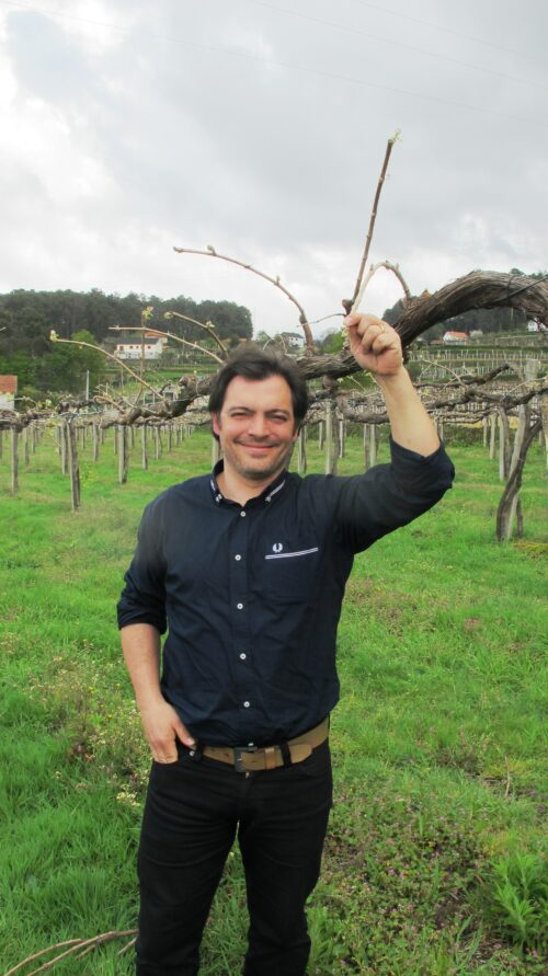 Paulo Cerdeira Rodrigues of Quinta do Regueiro