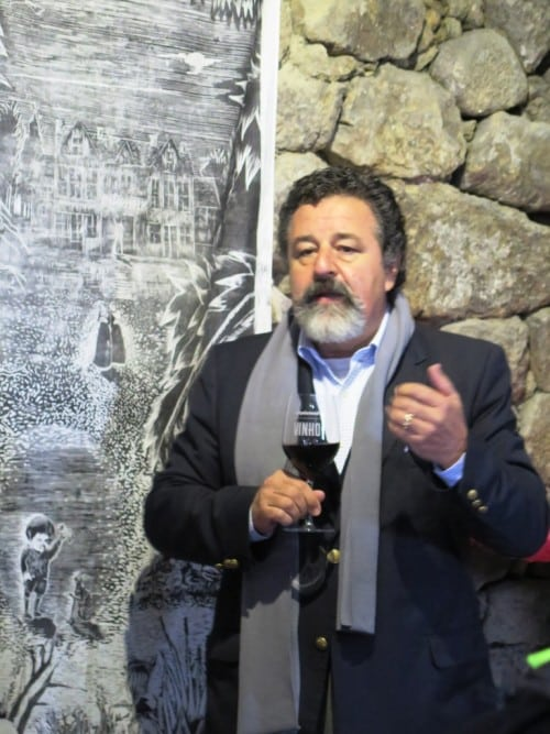 """Wordsmith Eduardo Granja Russo - """"Didu"""" takes the stage for Simplesmente 2015, the film, coming soon."""