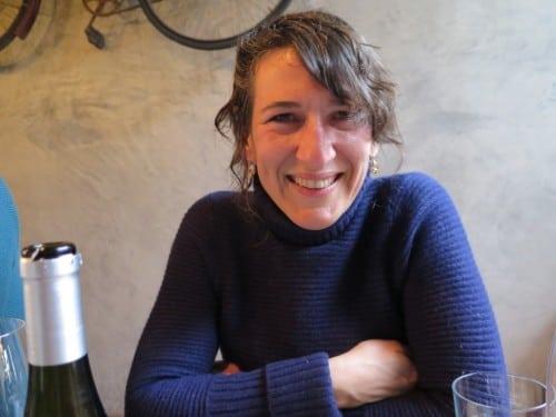The incomparable wine artist, Marta Soares of Casal Figueria - stunning Antonio Vital 2009 & 2013