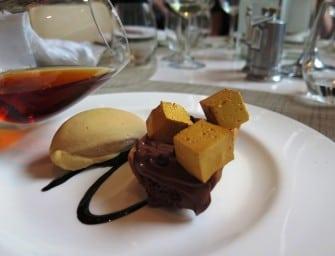 Moscatel do Douro + salt caramel = heaven