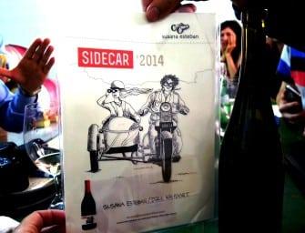 First taste: Susana Esteban/Dirk Niepoort Sidecar 2014, Portalegre