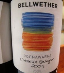 A real find: Sue Bell's Bellwether Coonawarra Cabernet Sauvignons